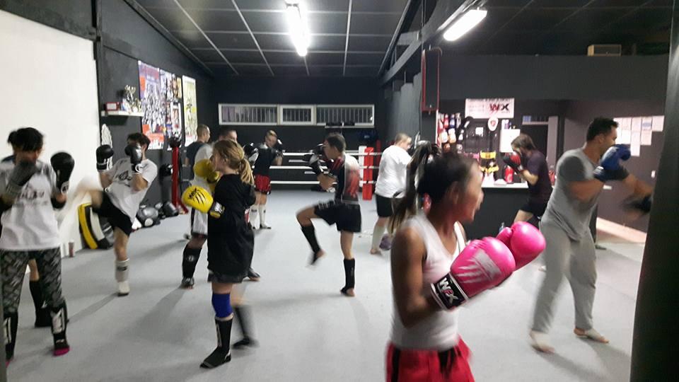 club boxe brignoles